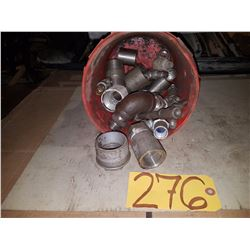 Plastic Boiler with contain