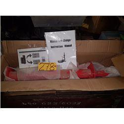 Manual Tire Changer MT-200