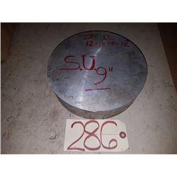 Aluminum 9'' x 2''1/4