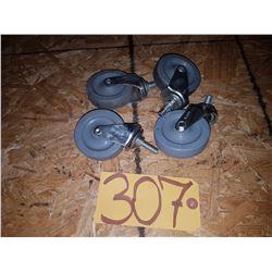 Set of Wheels