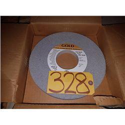 Gold Grinding Wheel 10'' x 3/4'' x 3''