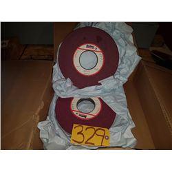 Radiac Abrasives Grinding Wheel 10'' x 1'' x 3''