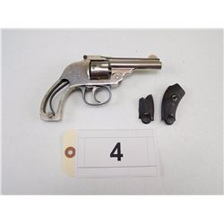 HARRINGTON & RICHARDSON , MODEL: TOP BREAK AUTOMATIC EJECTING HAMMERLESS 1ST MODEL , CALIBER: 32 S&W