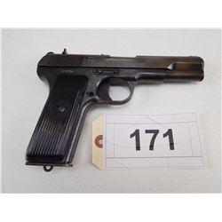 TOKAREV , MODEL: M57  , CALIBER: 7.62 X 25 TOKAREV