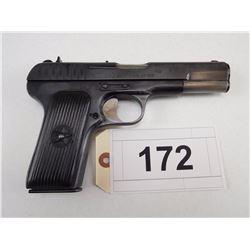 TOKAREV , MODEL: TTC , CALIBER: 7.62 X 25 TOKAREV