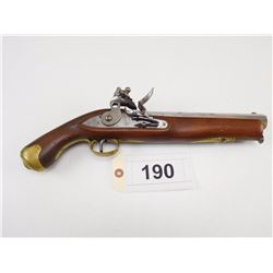 UNKNOWN JAPANESE , MODEL: TOWER FLINTLOCK REPRODUCTION  , CALIBER: 69 FLINTLOCK
