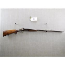 AD BOUQUIN , MODEL: SIDE BY SIDE , CALIBER: 16GA