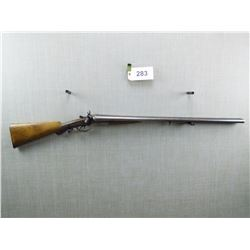 UNKNOWN , MODEL: SIDE BY SIDE , CALIBER: 16GA