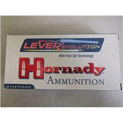 HORNADY LEVEREVOLUTION 45-70 GOVT 325 GR FTX