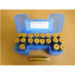 THE BULLET BARN 45-70 405 GR LEAD LOADED WITH BLACK POWDER SUBSTITUE
