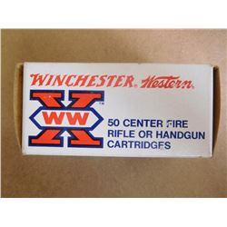 WINCHESTER WESTERN 32-20 100GR LEAD