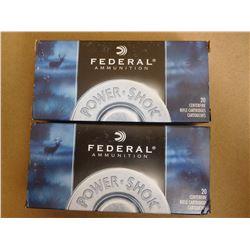 FEDERAL 30-30 150 GR SOFT POINT FN