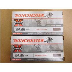 WINCHESTER 30-30 WIN 170 GR PPOWER-POINT