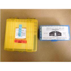 ASSORTED LOT OF .357 MAGNUM IN PLASTIC CASES