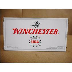 WINCHESTER 40 S & W 180 GR BEB
