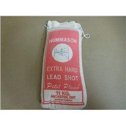 HUMMASON # 4 EXTRA HARD LEAD SHOT