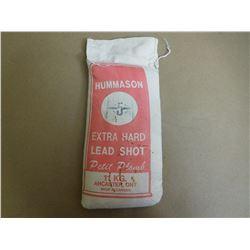 HUMMASON # 5 EXTRA HARD LEAD SHOT