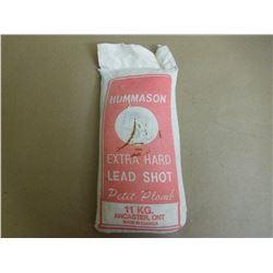 HUMMASON # 6 EXTRA HARD LEAD SHOT