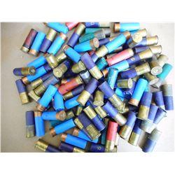 ASSORTED LOT OF 12 GA X 2 3/4 SHOTGUN SHELLS VARIOUS SIZES