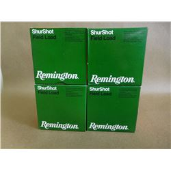 REMINGTON SHURSHOT FIELD LOAD 12 GA X 2 3/4 # 6 SHOT