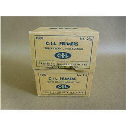 CIL SUPER-CLEAN NON-RUSTING # 2 1/2 PRIMERS