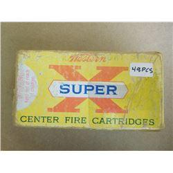 WESTERN SUPER X .256 WIN MAG 60 GR OPEN PT EXP