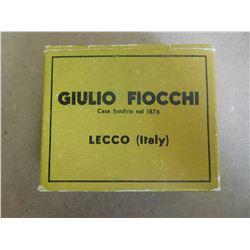FIOCCHI SOLID DRAWN BRASS CASING GA .32