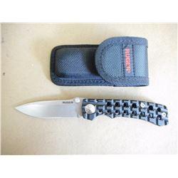 RUGER/CRKT FOLDING KNIFE