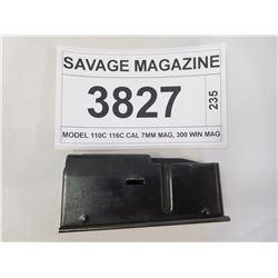 SAVAGE MAGAZINE