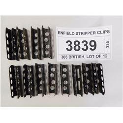 ENFIELD STRIPPER CLIPS