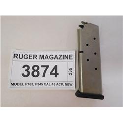 RUGER MAGAZINE