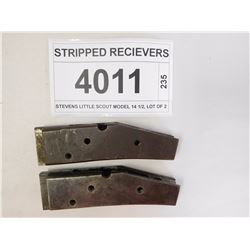 STRIPPED RECIEVERS
