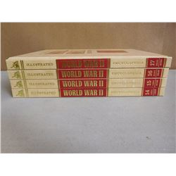 ILLUSTRATED ENCYCLOPEDIA: WWII