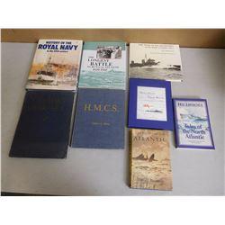 ASSORY NAVAL BOOKS