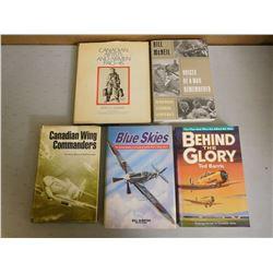 CANADIAN WAR BOOKS