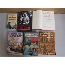 GERMAN WAR BOOKS