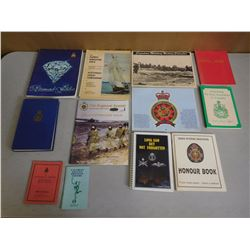 ASSORTED CANADIAN BOOKS