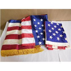 U.S.A. FLAGS