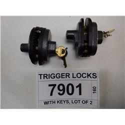 TRIGGER LOCKS
