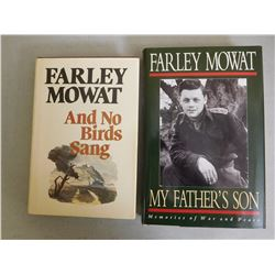 FARLEY MOWAT BOOKS