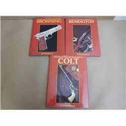 AMERICA'S PREMIER GUNMAKERS BOOKS