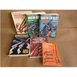 MODERN & ANTIQUE GUN BOOKS