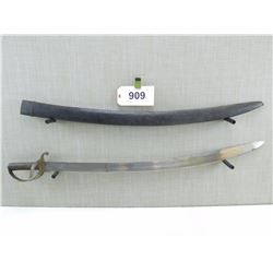 VINTAGE TOURIST SWORD WITH SCABBARD