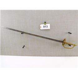 US AMES INFANTRY SWORD, WITH NO SCABBARD