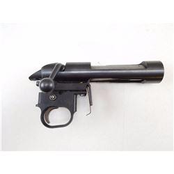 SHOTGUN BOLT ACTION RECEIVER
