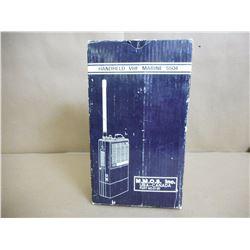 MARINE 5504 VHF/FM TRANSCEIVER