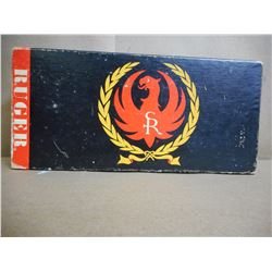 RUGER GUN BOX