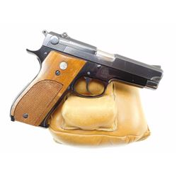 SMITH & WESSON , MODEL: 39 , CALIBER: 9MM LUGER