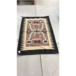 Hand Made Wool Indian Rug