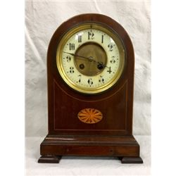 8 Day Spring Driven Time & Strick Clock